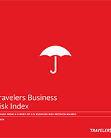 Travelers Business Risk Index 2014