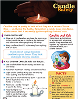 Acuity Candle Safety