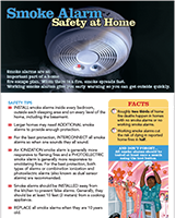Acuity Smoke Alarm Safety at home