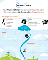 Be Prepared Trusted Choice